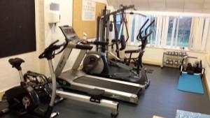 Squash Gym